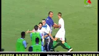 اهداف مباراة ( سريع غليزان 3-0 شبيبة الساورة ) الدوري الجزائري