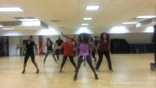 Back Up by Dej Loaf ft Big Sean (Dance Fitness)