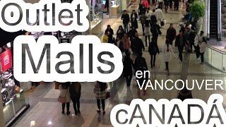 Outlet Malls en Vancouver, Canadá
