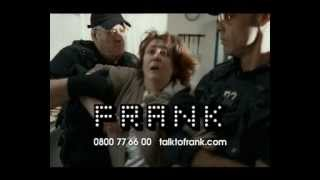 Frank drugs advice line.