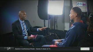 Centerfield Conversation: Torii Hunter interviews Byron Buxton