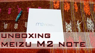 Unboxing Meizu M2 Note Indonesia (Juragan Tekno)