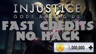 Injustice 2.15 - Best Fast Money Strategy