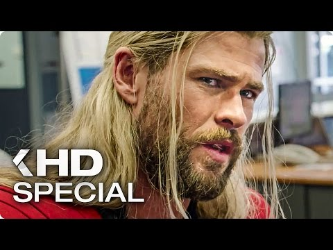THOR 3 Ragnarok Vacation Teaser Trailer 2017