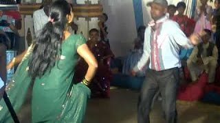 Andhra dance New Village Public Hot Dance HD