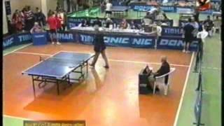 نهائي بطولة القاهرة لتنس الطاولة