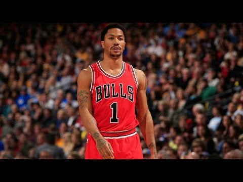 Derrick Rose's LAST GAME With The