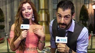 Big Brother 19 Post-Finale Backyard Interviews | RHAP Interview with Winner & Runner-Up of BB19