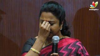 Radhika reveals why Sarathkumar blamed Kamal Haasan in Nadigar Sangam issue | Simbu, Vishal