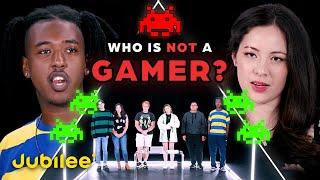 5 Gamers vs 1 Fake Gamer