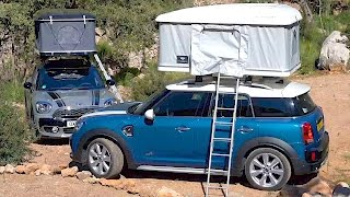 Roof Tent for the Mini Countryman