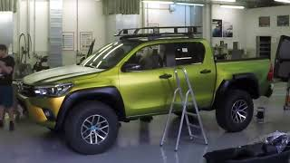 Toyota HILUX - Pimp my ride edition