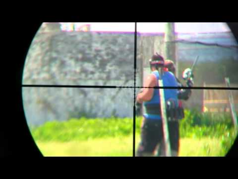 Paintball Sniper Scope Camera First Strike