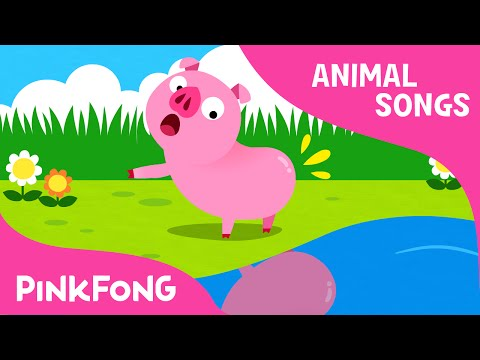 Xxx Mp4 Did You Ever See My Tail Animal Songs PINKFONG Songs For Children 3gp Sex