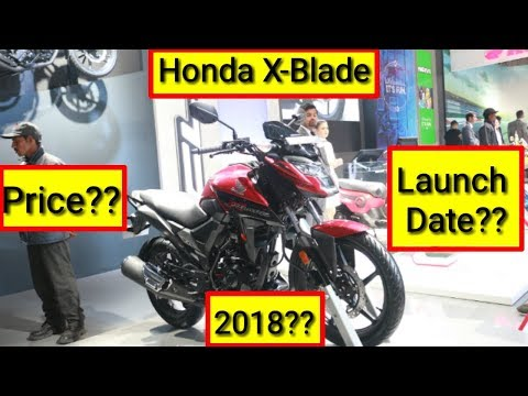 Xxx Mp4 2018 Honda X BLADE 160 In India Review Launch Price 3gp Sex
