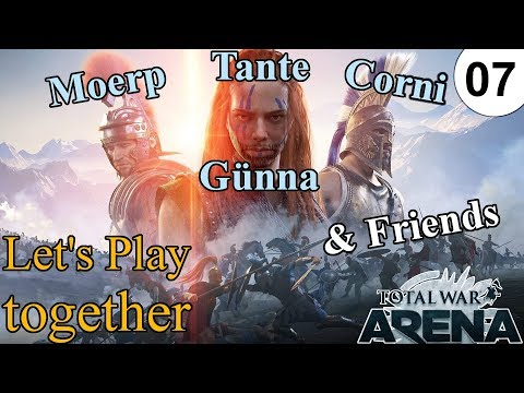 Xxx Mp4 Total War Arena Let S Play Together 07 Mit Tante Günna Cornilius Drag Scipion 3gp Sex