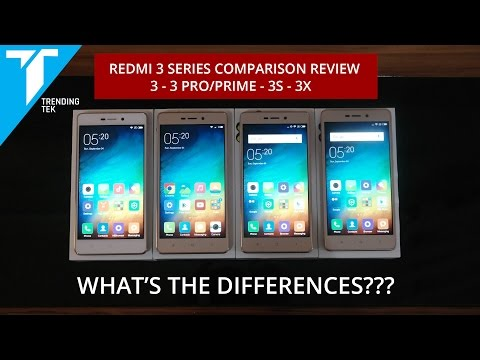Xxx Mp4 Xiaomi Redmi 3 3pro 3s 3x Comparison Review English Subtitles 3gp Sex