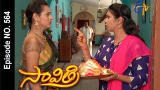 Savithri | 21st January 2017| Full Episode No 564| ETV Telugu