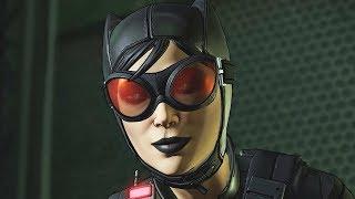 BATMAN TELLTALE SEASON 2 Episode 3 All Catwoman Scenes