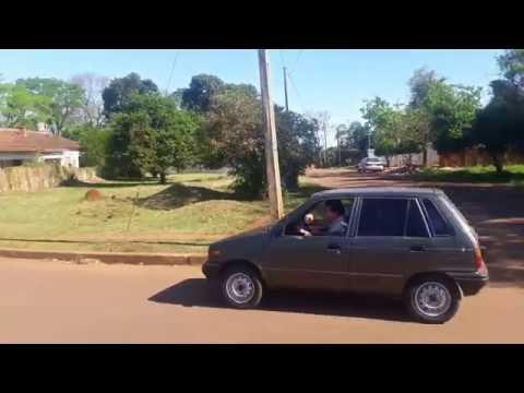 Automoto Mbeguelito 150 Auto con motor de moto 150cc