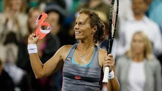 2015 Bank of the West Classic Day 4 Second Round WTA Highlights