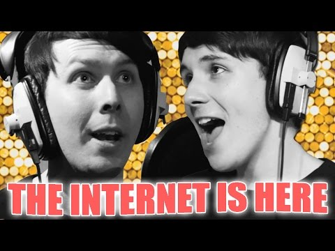 Download Dan and Phil - The Internet Is Here