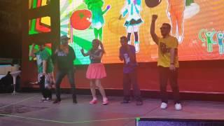 Just dance 2017 Po Pi Po Vocaloid
