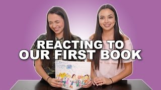 Reacting to Our First Book - Merrell Twins