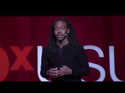 ADHD sucks but not really Salif Mahamane TEDxUSU