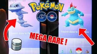 ALIGATUEUR & STEELIX POKEMON GO MEGA RARE !! - Pokémon GO #84 2éme génération !