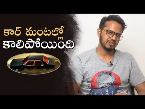 Xxx Mp4 Taxiwala Director Rahul Sankrityan About Problems Faced With Car In The Movie Manastars 3gp Sex
