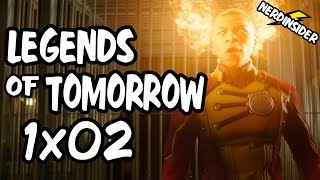 DC's Legends Of Tomorrow Episode 2 REACTION and REVIEW