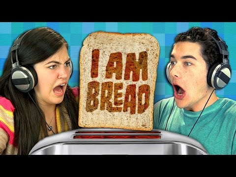 I AM BREAD Teens React Gaming