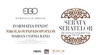 Pindu - Serata Seratelor - EGO Club Mamaia 2017