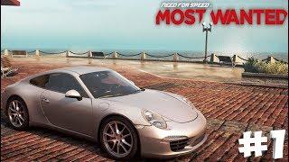 Need For Speed Most Wanted | Топовый Porsche 911 Carrera S | Недооцененная ИГРА