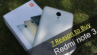 7 Reason To Buy Redmi Note 3, Good Things in