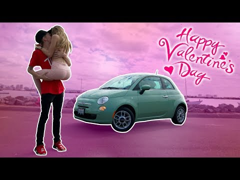 BUYING MY GIRLFRIEND HER DREAM CAR very emotional