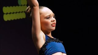 Dance Moms - Maddie Ziegler - You Don't Know Me (S3, E8)