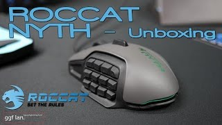 #0109 - ROCCAT Nyth unboxing and first look