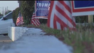 Cape woman: Someone stole my Trump yard signs
