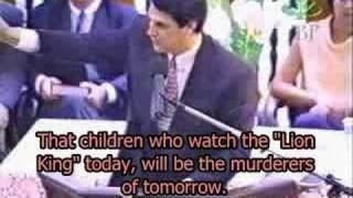 Satanic Disney