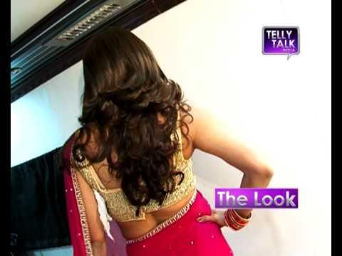 Pammi Pyarelal actor Gaurav Gera learns how to dress like a girl !
