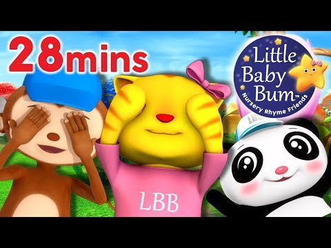 Xxx Mp4 Peek A Boo Song Little Baby Bum Nursery Rhymes For Babies Songs For Kids 3gp Sex