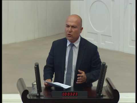 CHP İzmir Milletvekili Murat Bakan TBMM Genel Kurulu (18.07.2017)