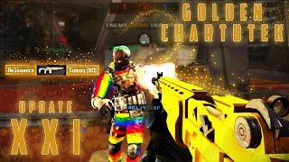 THE BRAND NEW GOLDEN CHARBTEK WORTH 1500 CREDITS UPD XXI - Modern Combat 5