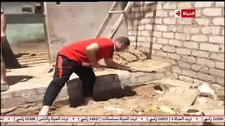 أنا والناس | جهود مبادرة شبابية تقدم مساعدات للمحتاجين بقرية أشكر بالشرقية... تقرير: أحمد عبدالستار