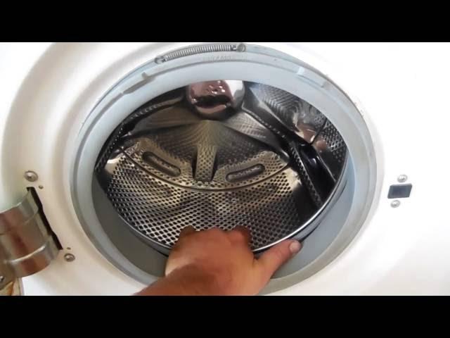 Замена подшипника на стиральной машине beko