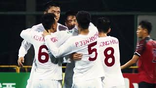 AFC Cup 2018 Knockout Stage Draw montage