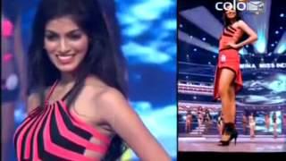 Brown Rang At FBB Femina Miss India 2014