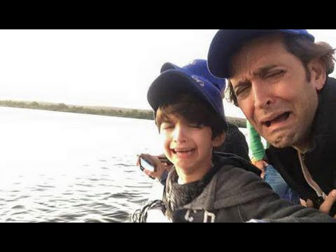 Xxx Mp4 Hrithik Holidaying With Sons In South Africa Photos 3gp Sex